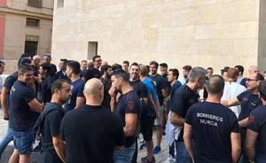Los 30 nuevos bomberos de Murcia comenzarán a prestar servicio el 1 de noviembre