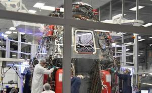 Space X, lista para lanzar su primer vuelo tripulado a principios de 2020
