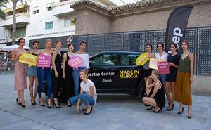 Jeep Huertas Center, en la pasarela del 'Made in Murcia'
