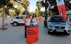 Murcia y Caravaca se unen con SEAT en la carrera popular '90K Camino de la Cruz'