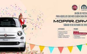 Vuelve 'Mopar Day' en Huertas Center, una jornada dedicada a los clientes