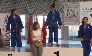 Éxito en el I Open de Judo y exhibición de los Juegos Deportivos del Guadalentín