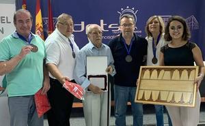 Fernando Cuadrado Sola gana el trofeo de Senas de los Juegos Deportivos del Guadalentín