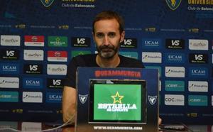 Sito Alonso: «Estamos trabajando con ambición y queremos plasmarlo fuera de casa»