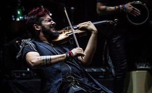 'El violinista rebelde', de las sinfonías a los amplificadores