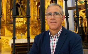 Pedro María Ferrández: «Todo procesionista tiene un pregón en la cabeza y en su corazón»
