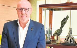 Alfonso López Rueda, presidente de Postres Reina: «Creo que las crisis nunca terminan; se transforman. Vamos de una a otra»