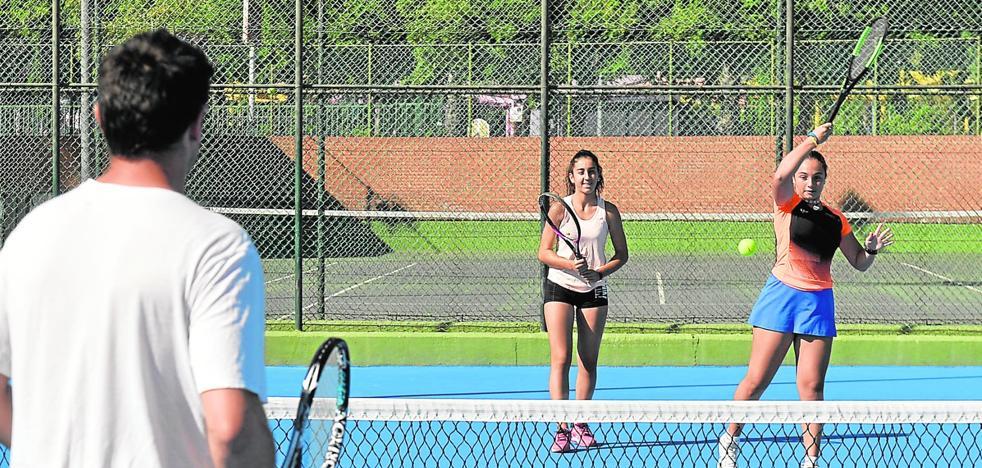El tenis regional coge carrerilla