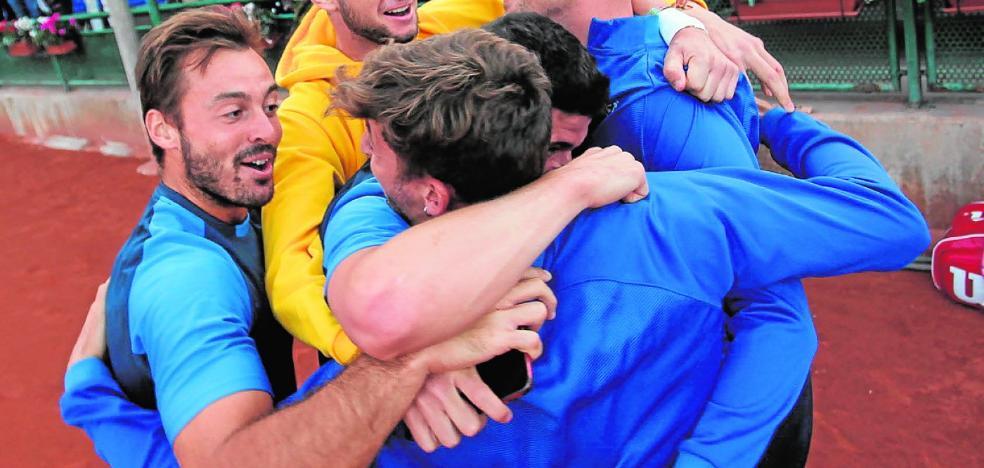 El Murcia Club de Tenis vuelve a acoger el Nacional por equipos