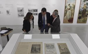 140 años de la riada de Santa Teresa en una exposición en Murcia
