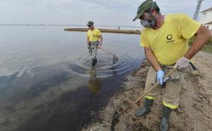 Teresa Ribera: «El Mar Menor pone de manifiesto el colapso de un modelo insostenible»