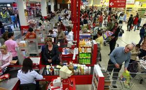 La campaña navideña generará 143.497 contratos en la Región