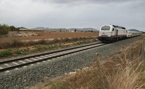 El tráfico ferroviario entre Murcia y Cartagena quedará restablecido este miércoles