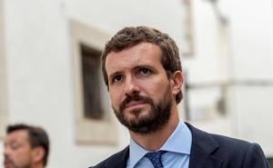 Casado aboga por recuperar las competencias de prisiones cedidas a la Generalitat