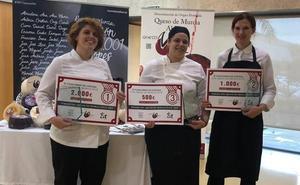 Campeonas de la cocina con queso