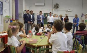 El 98% de los comedores escolares de la Región cuentan con menús sanos y equlibrados