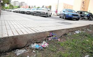 La suciedad se adueña de los barrios