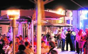 Vecinos del centro de Murcia piden medidas ante el ruido que generan los locales de ocio