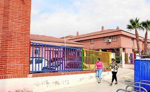 El PP pide más zonas de sombra y una mejora integral del colegio Pilar Soubrier de Lorca