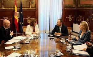 Celdrán pide «celeridad» al Ministerio para que los gastos por la DANA no computen como deuda