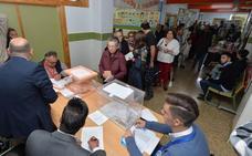 Más de 4.600 murcianos integrarán las 519 mesas del municipio en las elecciones del 10-N