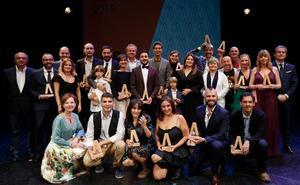 'La luna en el jardín', mejor espectáculo de teatro en los Premios Azahar 2019
