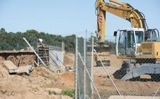 Castejón promete más de medio millón para reparar los daños por las lluvias