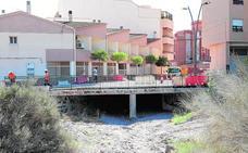 Los reparos técnicos de la CHS retrasan el cimbrado de la rambla de Las Chatas de Lorca