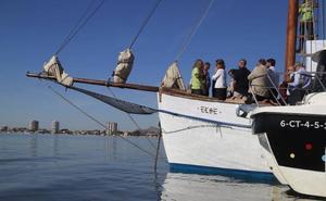 Teresa Ribera: «La Comunidad debe actuar sobre el origen de la crisis del Mar Menor»