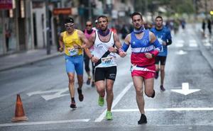 La Maratón de Murcia aparece en el horizonte