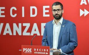 El PSOE espera que la Justicia «aclare definitivamente» si hubo vinculación entre el 'caso Púnica' y Pedro Antonio Sánchez