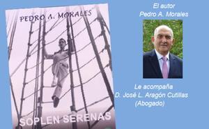 Presentación del nuevo libro de Pedro Morales