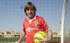 Fallece a los 62 años el exjugador del Real Murcia Ángel Pérez García