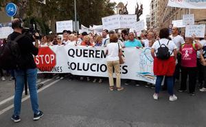 Directo   Afectados por la DANA y vecinos del Mar Menor exigen soluciones en Murcia