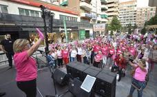Música contra el cáncer de mama