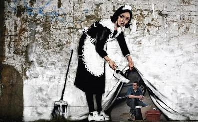 ¿Dónde se esconde Banksy?