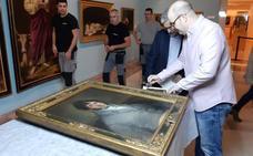 El retrato de Isidoro Máiquez pintado por Goya llega al Mubam