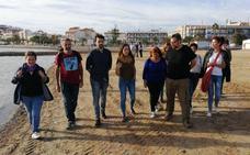 Unidas Podemos acusa a PP y PSOE de «no ser capaces de hacer frente a quienes contaminan el Mar Menor»