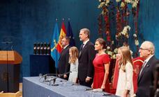 Los Premios Princesas de Asturias 2019, en imágenes