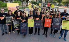 Marcha en Murcia contra las nuevas formas de esclavitud