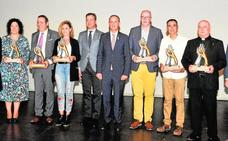 'Siete Días Yecla' entrega sus premios a la Mejor Labor en un abarrotado teatro Concha Segura