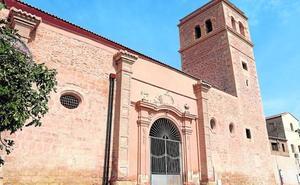 Finalizan las obras de reconstrucción de la iglesia de Santa María de Lorca
