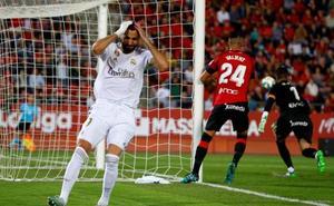 El Real Madrid pierde la cabeza