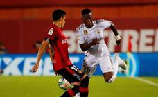 Las mejores imágenes del Mallorca-Real Madrid