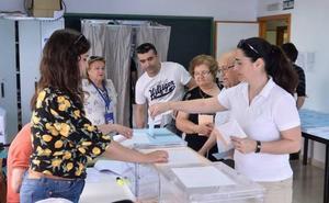 Así puedes consultar la mesa en la que te tocará votar en Murcia