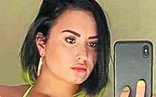 Demi Lovato, al desnudo por los 'hackers'