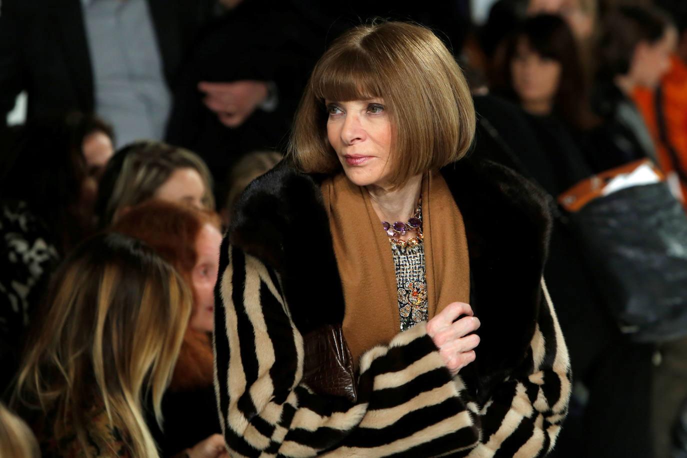 Anna Wintour, la mujer más poderosa del mundo de la moda, cumple 70 años