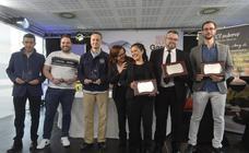 Ruth Rueda y Fran Saura reciben los premios a Mejor Sumiller y Mejor Nariz