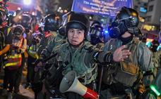 Represalias de Pekín contra EE UU por su ley sobre Hong Kong