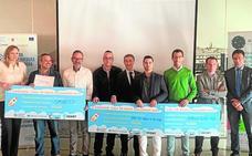Premios CaixaBank Solver Community a emprendedores de la UPCT